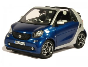 Smart Fortwo Cabriolet 2015