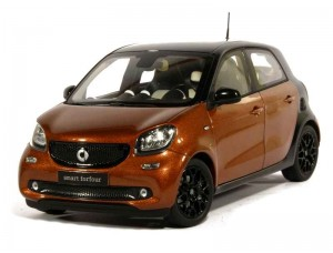 Smart New Forfour 2014