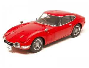 Toyota 2000 GT Coupe 1966