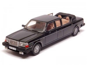 Volvo 264 Nilsson Landaulet DDR 1981