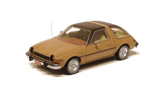 Масштабная модель AMC Pacer 1975