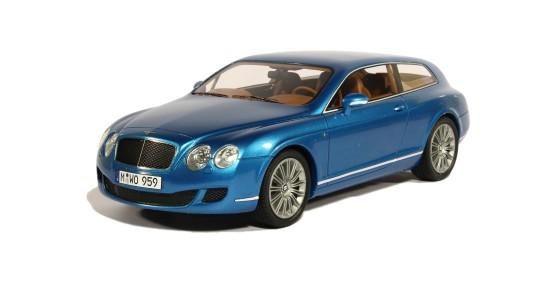 Масштабная модель Bentley Continental Flying Star Touring 2010