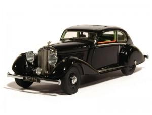 Bentley Airline Freestone 1 Webb Coupé 1935