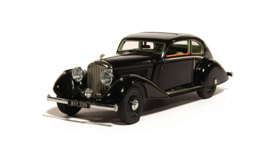 Масштабная модель Bentley Airline Freestone 1 Webb Coupé 1935