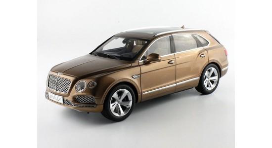 Масштабная модель Bentley Bentayga