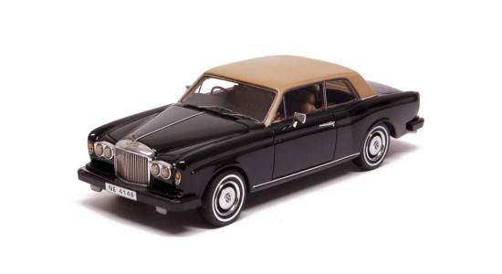 Масштабная модель Bentley Corniche 1971