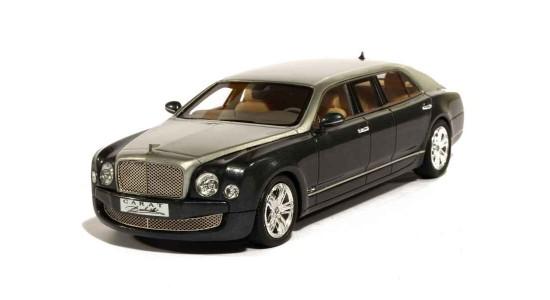Масштабная модель Bentley Mulsanne Duchatelet Limousine