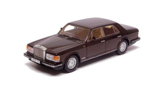 Масштабная модель Bentley Mulsanne Turbo 1980