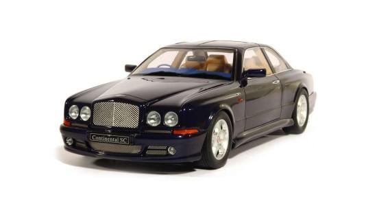 Масштабная модель Bentley Continental SC 1998