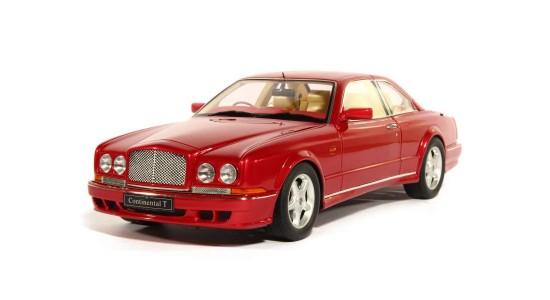 Масштабная модель Bentley Continental T 1996