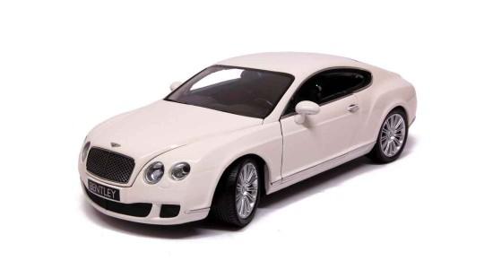 Масштабная модель Bentley Continental GT 2008