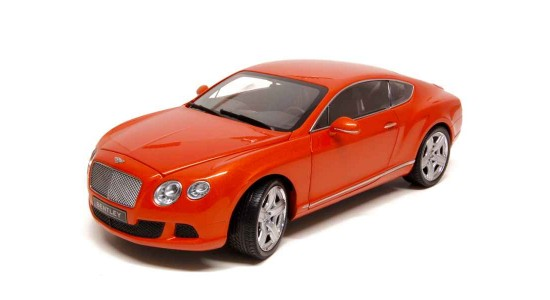 Масштабная модель Bentley Continental GT 2011