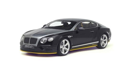 Масштабная модель Bentley Continental GT Speed Breitling 2016