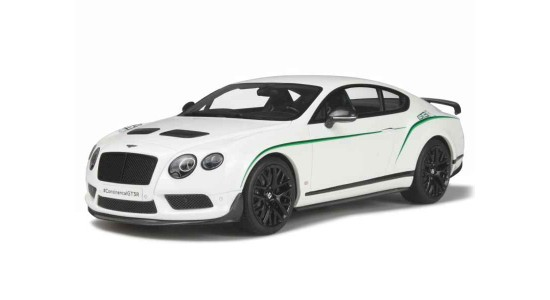 Масштабная модель Bentley Continental GT3-R 2014