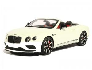 Bentley Continental GT V8 S Cabriolet 2015