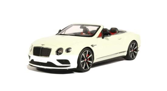 Масштабная модель Bentley Continental GT V8 S Cabriolet 2015