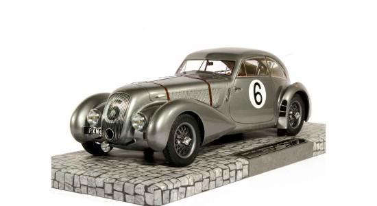 Масштабная модель Bentley Embiricos Le Mans 1949