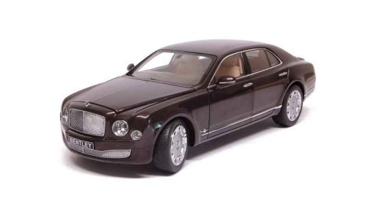 Масштабная модель Bentley Mulsanne 2010
