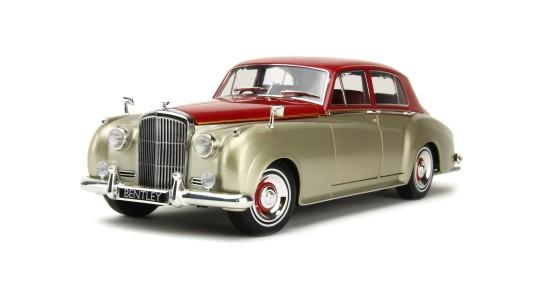 Масштабная модель Bentley S2 1960