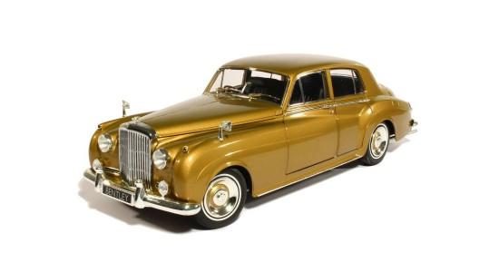 Масштабная модель Bentley S2 Standard Saloon 1960