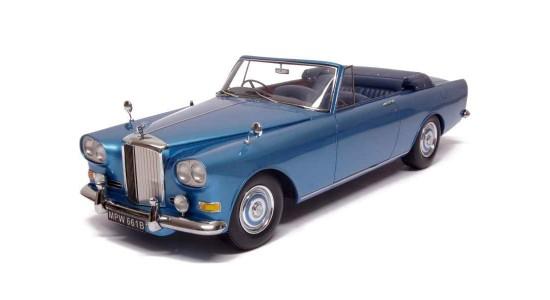 Масштабная модель Bentley SIII Park Ward Cabriolet 1963