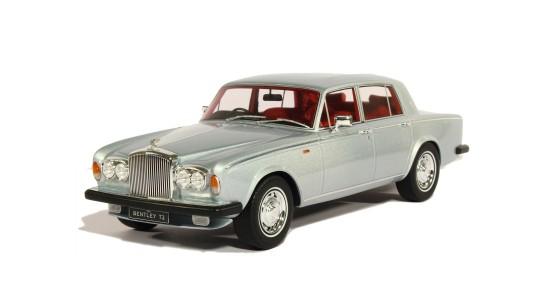 Масштабная модель Bentley T2 1977