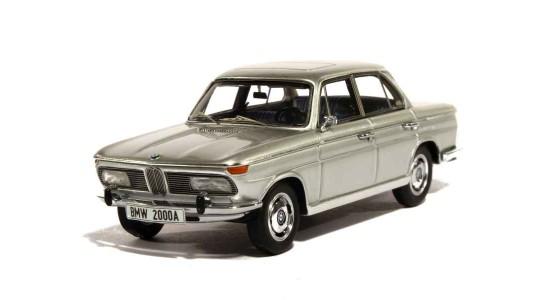 Масштабная модель BMW 2000A 1962