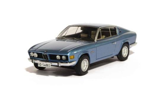 Масштабная модель BMW 2002 Frua GT4 1970