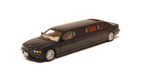 Масштабная модель BMW E38 740d Strecht Limousine USA 1999