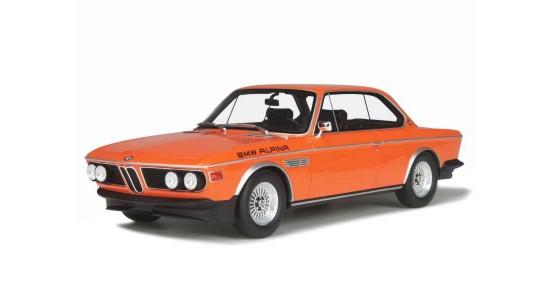 Масштабная модель BMW E9 3.0 CS Alpina B2 1972