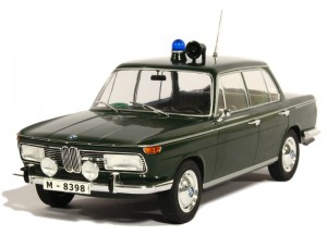 BMW 2000 Ti M10 Police Munich 1966