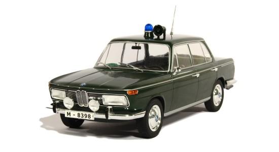 Масштабная модель BMW 2000 Ti M10 Police Munich 1966