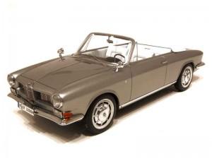 BMW 3200 Quandt Cabriolet Bertone 1961