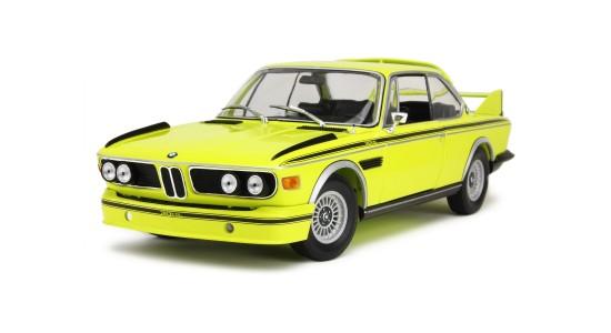Масштабная модель BMW E9 3.0 CSL 1973