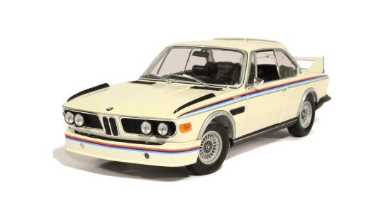 Масштабная модель BMW E9 3.0 CSL Special Edition 1973