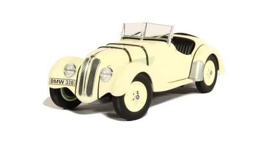 Масштабная модель BMW 328 Roadster 1938