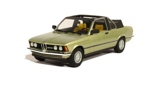Масштабная модель BMW E21 323i Baur 1979