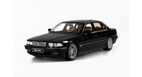Масштабная модель BMW E38