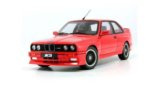 Масштабная модель BMW E30 M3 Ceccotto Edition