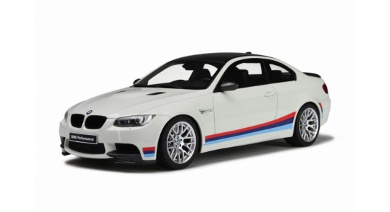 Масштабная модель BMW E92 M3 M Stripes