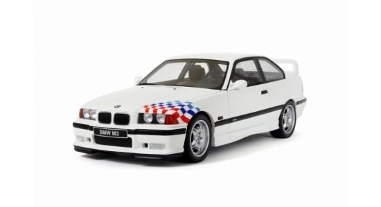 Масштабная модель BMW M3 E36 Light Weight