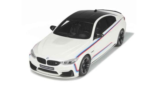 Масштабная модель BMW F82 M4 Coupé Pack Performance 2015