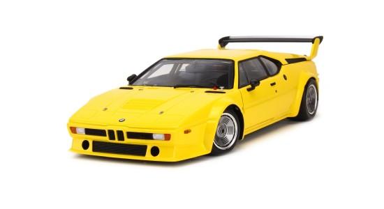 Масштабная модель BMW M1 Procar 1979