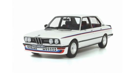 Масштабная модель BMW E12 M535i