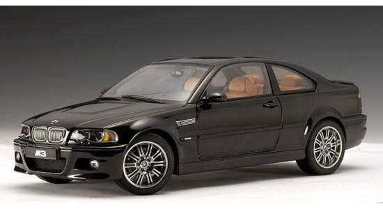 Масштабная модель BMW E46 M3 2001