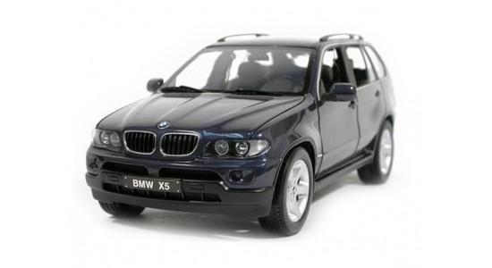 Масштабная модель BMW E53 X5 4.4i