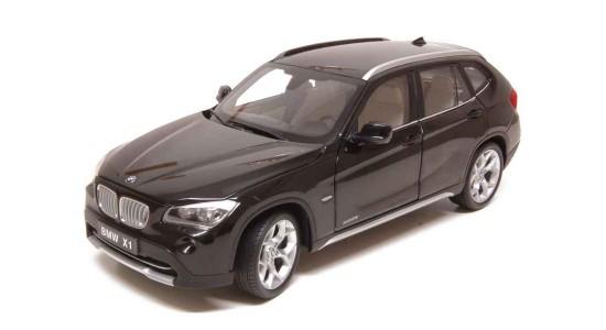 Масштабная модель BMW E84 X1 2010