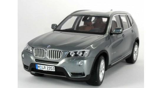 Масштабная модель BMW F25 X3 XDRIVE 35i