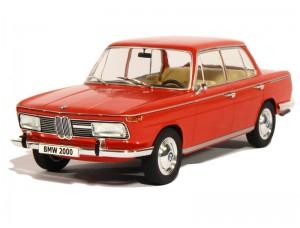 BMW 2000 Ti M10 1966