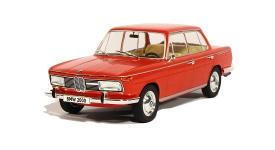 Масштабная модель BMW 2000 Ti M10 1966